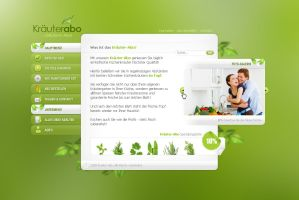 Krauter-Abo - Web Layout by detrans