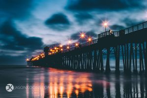 Pier Vibes | Oceanside, CA by JasonKoons