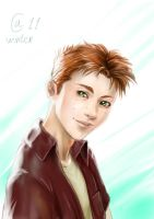 Wally West by Autumn-Sacura