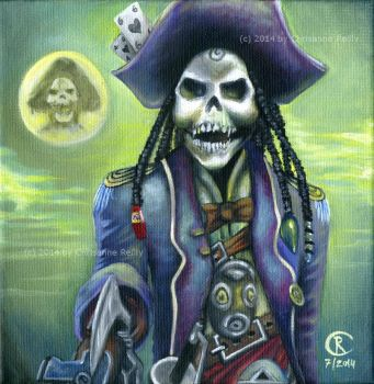 Jolly Roger by magur