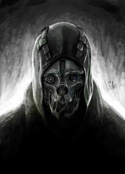 Corvo by HorvathKristy