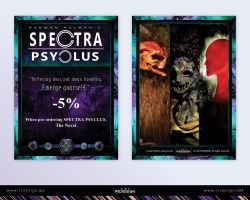 Spectra Psyclus - cards -26-discount 3 by R1Design