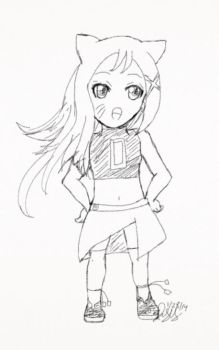 Request: Flairina by GoldenMizer90