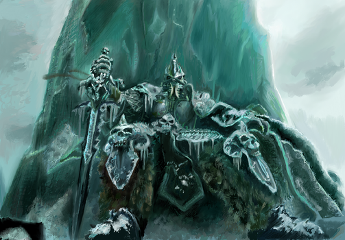 The Lich King by Sarifus
