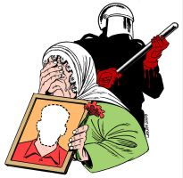 Turkey's Saturday Mothers by Latuff2