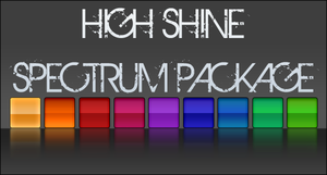 High Shine Spectrum Styles by IZ-Person