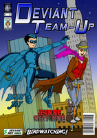 DU APRIL 2017 CHALLENGE: DEVIANT TEAM-UP 1 by ViktorMatiesen