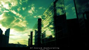 S20-11 Of Cesium Asphyxiating by iksela