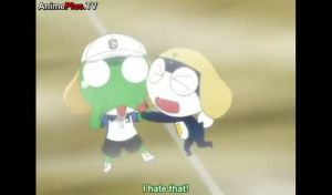 Tamama x Keroro 119 by tackytuesday