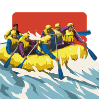 Memorymatch Extreme - Rafting by SaTTaR