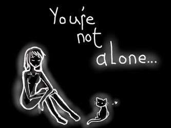 You're Not Alone by Ardenn