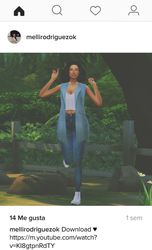 Look Instagram - Simself by sistaerii
