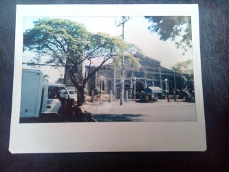 Instax: Immaculate Conception Church by jojobeltejar