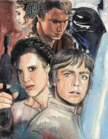 Skywalkers by barbaramj