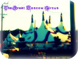 The Great Moscow Circus by monstatofu2011