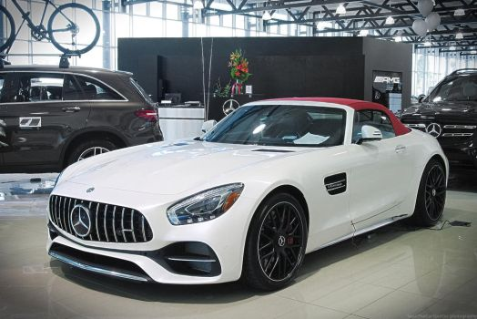 AMG GT C by SeanTheCarSpotter