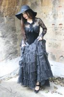 Gothic 14 by Harpist-Stock