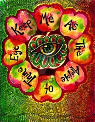 Apple of Thine Eye (FOR SALE) by HGCreations