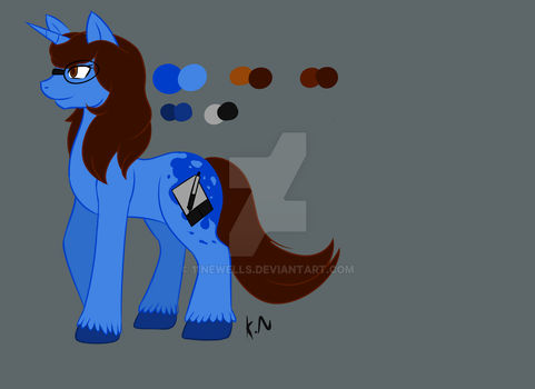 New Mlp Look by 11newells