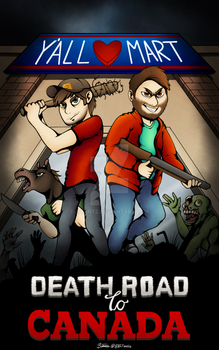 Death Road to Canada by BITARTZ
