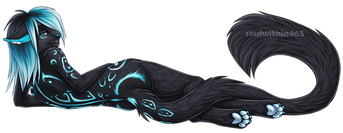 AlliNix commission by soulwithin465
