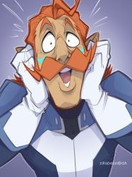 Coran squeal by zillabean