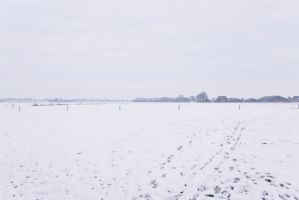 Snow view by creatief2