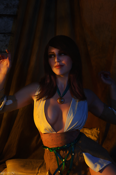 The Witcher 3 - Corine Tilly by MilliganVick
