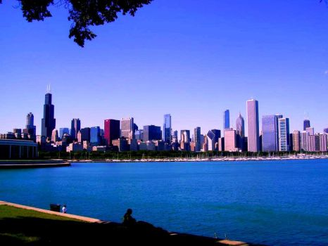 Chicago Lakefront by Jamesbaack