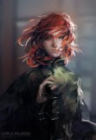 Young Kvothe by vielmond