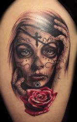 Day of the Dead Best by hatefulss