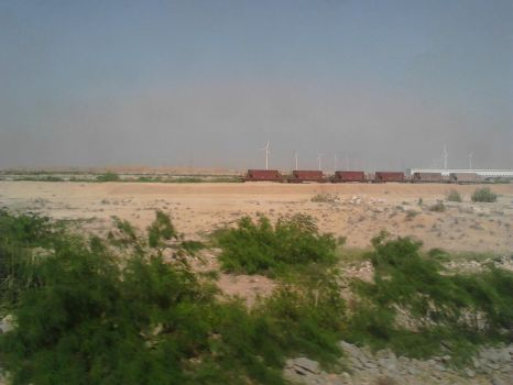 A View from Train Window - 12 by m33mt33n
