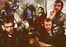 Damon Albarn Wallpaper. by C-Jady