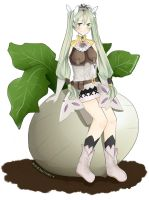 Rune Factory 4 Frey by Shirochya
