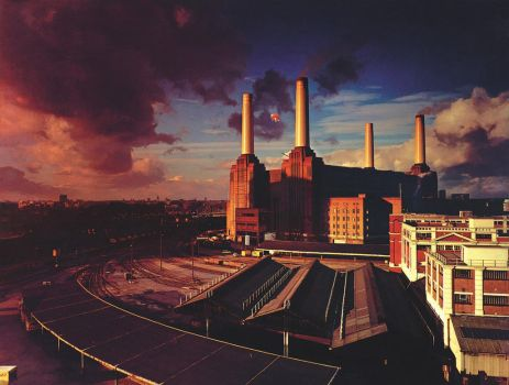 Pink Floyd - Animals (1977) Outer LP Gatefold by Sgt-Meddle