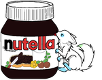 But I Love The Nutella For Krxterme by KeKitty