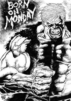 Solomon Grundy by vanchoran
