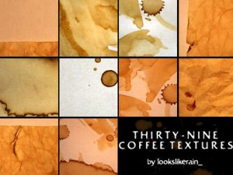 Coffee Textures - small by lookslikerain