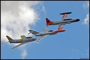 Planes of Fame 35 by AirshowDave