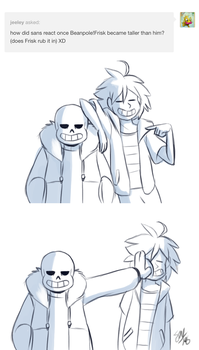 Undertale - shortie by TC-96