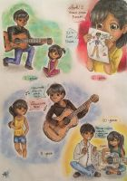 Miguel and Socorro by Akina-Art21