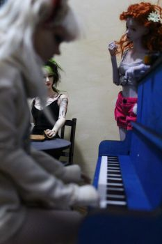 Piano Session by WintersKnight