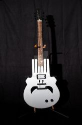Punisher Guitar by interitus