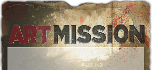 Art Mission Survivor Header by KissBite