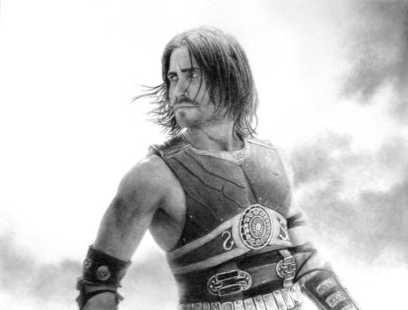 Prince of Persia by mlvnsnmgl