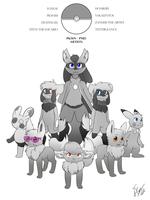 PMD - Artists by Xael-The-Artist