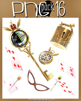 PNG_PACK#16 by Fluorald
