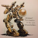 March of Robots 30/31 by Mecha-Zone