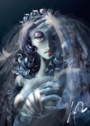 the Corpse Bride by Pechan