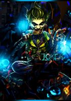 Joker by Baldos55